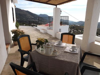 Photo for The Majuelo Holiday home, comfortable, and very sunny. Paved access
