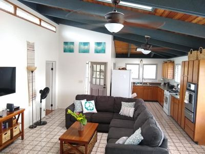 Photo for Beautiful 3 bedrooms, 2 bath, Kailua home. Beaches. AC in master