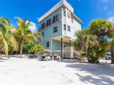 Photo for FANTASTIC GULF VIEW 5 BEDROOM LUXURIOUS HOME ON NORTH CAPTIVA WITH PRIVATE POOL!!!