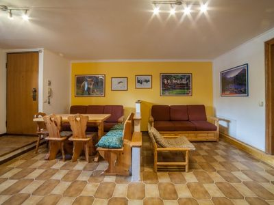 Photo for Delightful two room apartment in Residence Cervinia