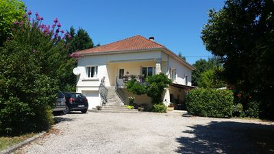Photo for Beautiful 3 bedroomed villa with private pool.