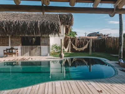Photo for Comfort and exclusivity in the native style of Caraíva
