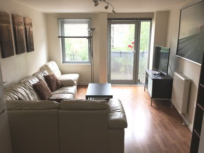 Photo for Stunning furnished 2 bed flat in perfect location