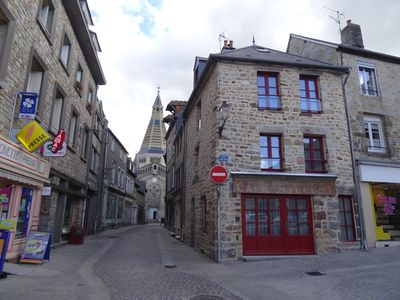 Photo for Historic Gite In The Heart Of Medieval Domfront