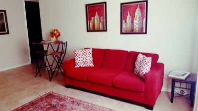 Photo for Two Bedroom,1 bath, approximately 1200 sq ft, all utilities, gated