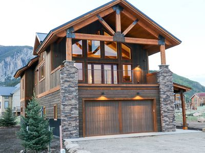 Photo for New Crested Butte Home - 2 car garage