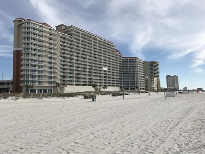 The best amenities and location on the beach.