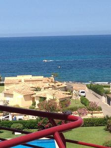 Photo for Apartment overlooking the sea, Playa Arenal, Javea