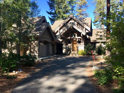 Photo for Suncadia Vacation Home - 3 Bed 3 Bath with In ground Hot Tub and Firepit