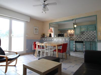 Photo for LE VALLON - 4 rooms - Capacity 6 people
