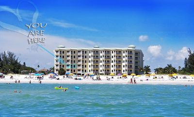 Photo for Sunset Vistas Condo - 2bed/2bath -DIRECT Beach Front unit- FREE WiFi,Heated Pool