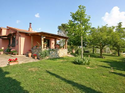 Photo for Villa in Sciano with 3 bedrooms sleeps 6
