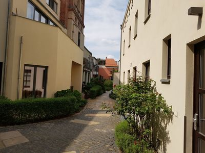 Photo for Sweet apartment for 2 people - flower city Werder
