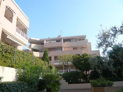 Photo for One bedroom Apartment, sleeps 4 in Sainte-Maxime with Air Con and WiFi
