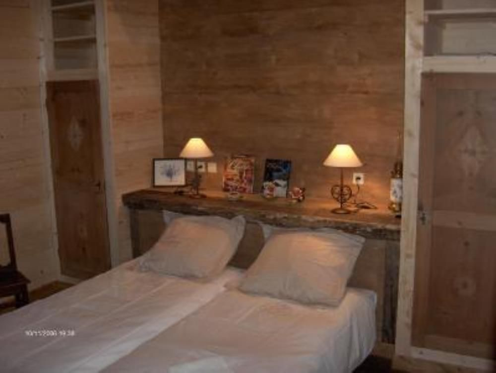 chalet de charme pierre et bois ancien class 5 toiles saint jean d 39 arves. Black Bedroom Furniture Sets. Home Design Ideas