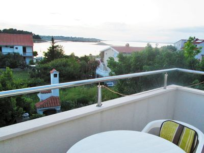 Photo for 1BR Apartment Vacation Rental in Nin, Zadar riviera