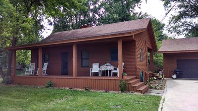 Photo for Cozy cabin near the Saginaw Bay and Saginaw River-- Great Fish Camp!