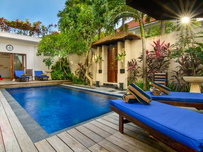 Photo for Convenience, Private Pool Near Seminyak Beach, Shopping Malls, Restaurant