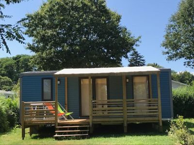 Photo for Mobil Home Privilege 2 bedrooms