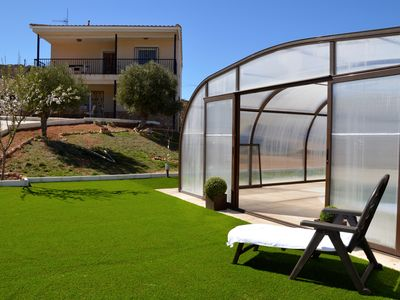 Photo for Near Madrid, ideal to rest, surrounded by nature and tranquility