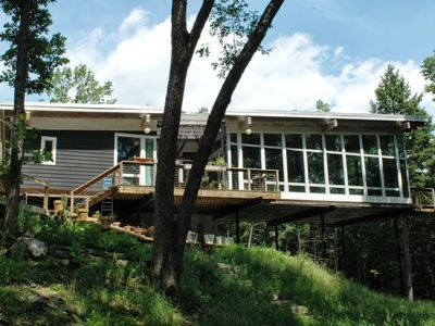 Photo for Woodstock Treehouse Near Catskills, Saugerties, Hits, Secluded Yet Close To All