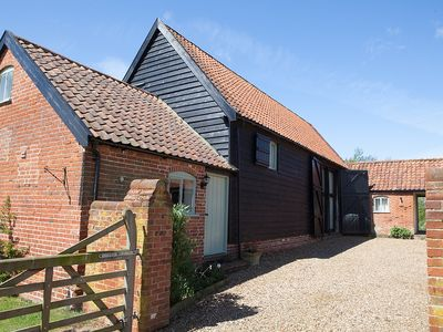 Photo for A stunning converted Suffolk Barn, Chediston, Halesworth nr Southwold
