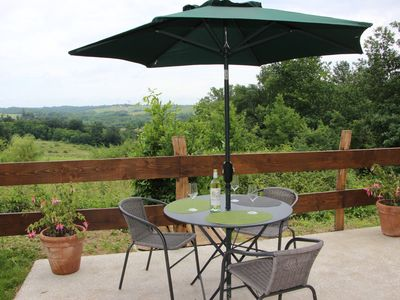 Photo for The Orchard Entre2Mers, lodging 2 to 4 pers. Old renovated wine estate