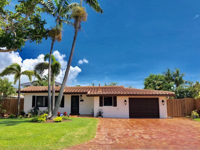 Photo for CASITA DEL TERRA MAR-TROPICAL PARADISE WALKING DISTANCE TO THE BEACHES AND PIERS