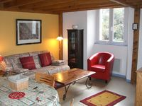 Nice apartment in the heart of the French pyrenees. Compact but comfortable.