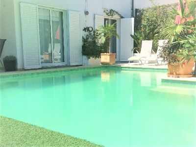 Photo for Superior villa with private pool and sea views: Close to the heart of Tavira
