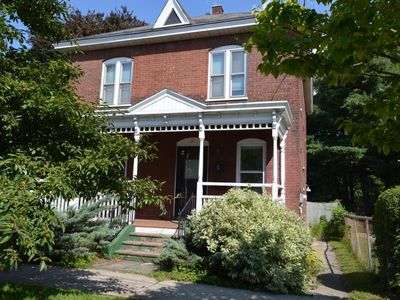 Photo for Beautiful Historic 4 Bedroom in the Heart of Burlington! Walk Everywhere!