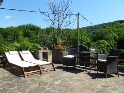 Photo for Country holiday home in the Aveyron, the South of France
