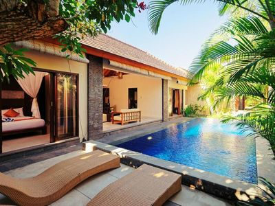 Photo for 02 BR Private Pool Villa @ Seminyak - Bali