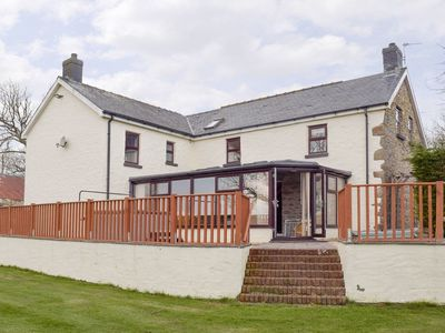 Photo for 5 bedroom accommodation in Glandwr, near Narbeth