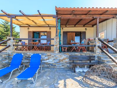 Photo for Potistika2 Beach House - Pelion