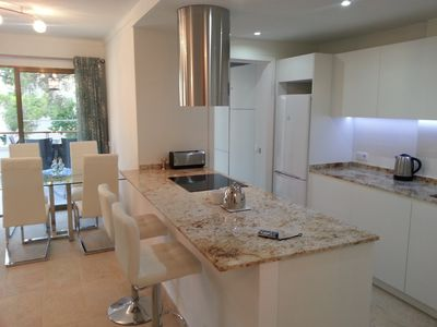 Photo for Fabulously renovated, this apartment offers everything you could require.