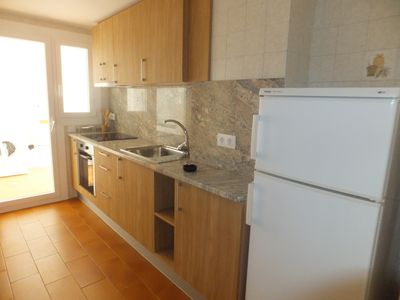 Photo for Apartment 200 meters from the beach capacity 8 people
