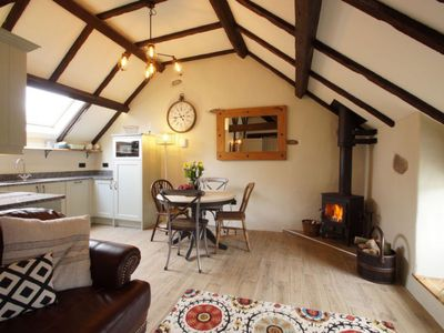 Photo for Apartment Llofft Sarn in Abersoch - 4 persons, 2 bedrooms
