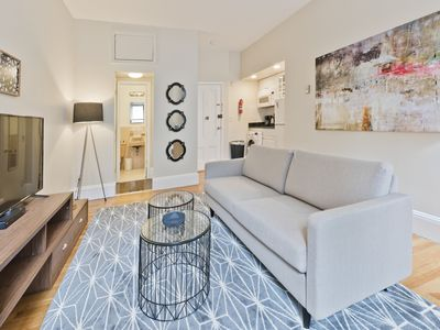 Photo for Central 1BR in Back Bay by Sonder