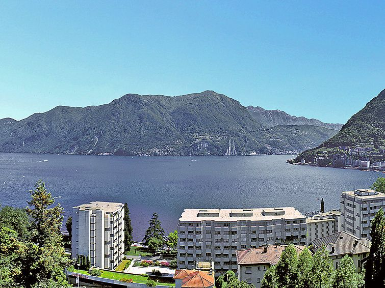 Apartment Majestic (Utoring)  in Lugano, Ticino - 4 persons, 1 bedroom Photo 1