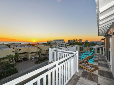 Photo for AMAZING GULF VIEWS. 3 Large Gulf Facing Balconies. Over 5000 Sq Ft. 8 BEDROOMS - SLEEPS 25. Heated Pool and Spa. Huge Patio Area. 2 Living Areas. Property Manager Program Included.