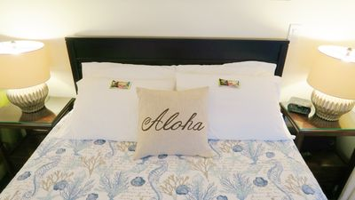 Photo for Aloha Suite Near the Sea II, 3 Min Walk to Beach
