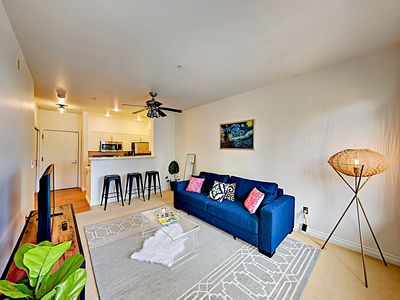 Photo for Updated Belltown Court Condo w/ Pool & Hot Tub - Walk to Pike Place Market
