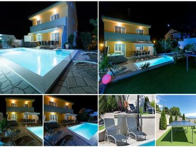 Photo for Holiday cottage Crikvenica for 8 - 12 people with 6 bedrooms - Holiday home