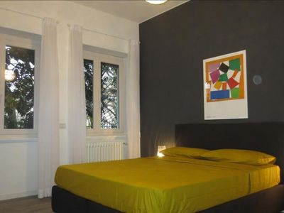 Photo for Design con Giardino apartment in Navigli with WiFi & private garden.