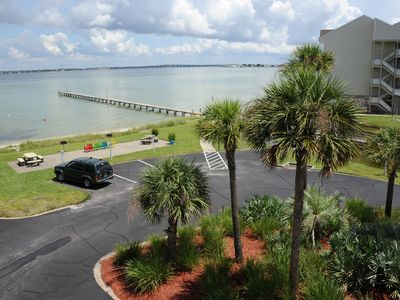 Photo for Cute, Colorful and Charming Describe This Condo - Great Water Views