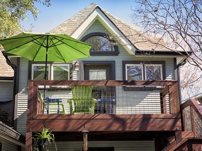 Photo for Room With A Separate Entrance, Heart Of Soco, Nestled In The Treetops