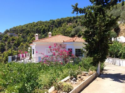 Photo for Poros Thea Villa with superb view