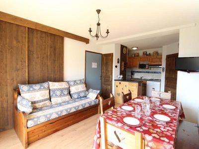 Photo for Apartment Aussois, 1 bedroom, 6 persons