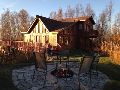 Photo for Spectacular Views with 1.8 acres of Privacy, and Trails into Chugach State Park